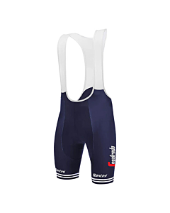 Santini Trek Segafredo Bib-Shorts 2020