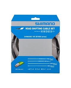 Shimano 105 R7000 Kit Cavi + Guaine Trasmissione