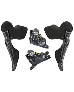 Shimano Ultegra Di2 2x11-speed ST-R8070 + BR-R8070 Disc Brake Set