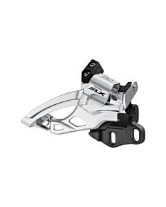Derailleur Shimano SLX FD-M675-E2 Top Swing E-Type 2x10s