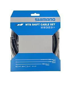 Shimano MTB Rear Shifting Cable Set