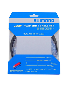 Shimano Dura-Ace R9100 Polymer Derailleur Cables and Housings Kit