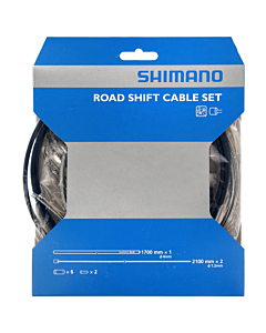 Shimano SIS40 Road Transmission Kit (Cables + Housing)