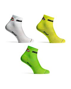Sidi Color Calze Corte per Ciclismo
