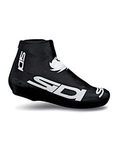Sidi Chrono Overshoes Black White Logo (M-L-XL)