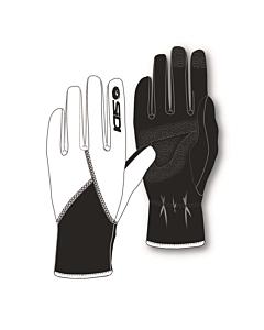 Sidi Polar Winter Gloves White / Black