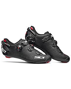 Sidi Wire 2 Carbon Matt Black Road Shoes