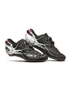 Sidi Shot Black / White Road Shoes