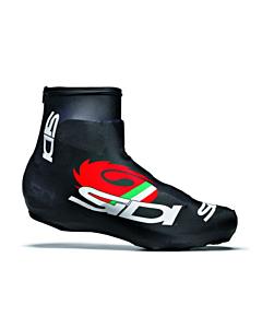 Sidi Chrono Overshoes Black Red Logo (M-L-XL)