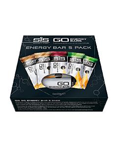 SiS GO Energy Bar Pack (Box da 5 Barrette)