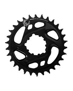 Sram Eagle Direct Mount 12s CF Chainring 3mm Offset
