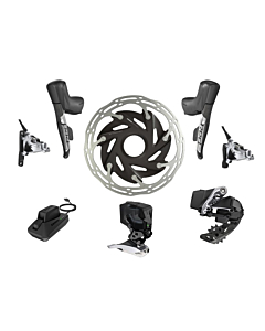 Sram Red eTap AXS HRD Center Lock Upgrade Kit 2x12s