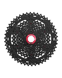 SunRace MX9 Black Cassetta Pignoni Sram XD 11v 10-42/46T
