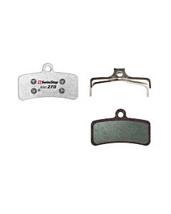 SwissStop Disc 27 E Shimano 4-pistons Caliper Organic Disc Brake Pads