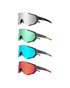 Tiger Cycling Glasses + 3 Lenses + Myopia Frame