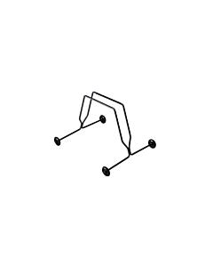 BiciSupport Reggi Bici art.50R Con Ruote