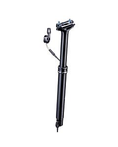 TranzX JD-YSP03 Reggisella Telescopico 34.9x125mm Passaggio Cavi Interno