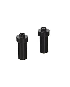 Unior Adattatori per Centraruote per Mozzi con Perno 15 mm