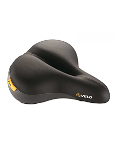 Velo Plush Relaxed 6099E Sella con Elastomer Suspension