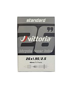 Vittoria MTB 26x1.95-2.50 Presta Valve 48mm Inner Tube