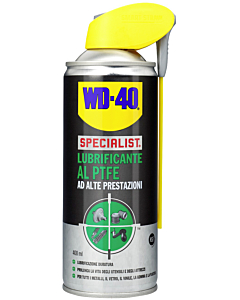 WD-40 High Performance PTFE Lubrificant 400 ml