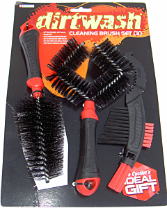 Weldtite Bike Cleaning Brushes Set