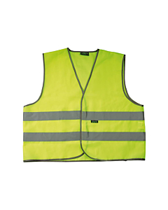 Wowow Mesh Gilet Adult Yellow Fluo