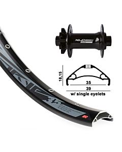 """GMB XLC / Rodi TRYP35 MTB 27,5"""" Boost Front Wheel"""